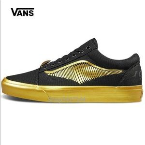 Vans x Harry | Old Skool HP Golden Snitch Shoes, 2